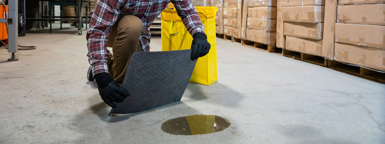 Remediate spills quickly and safely with SpillKit.com's broad offering of spill control kits.