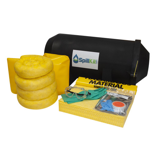 Truck-Mounted Spill Kit - HazMat
