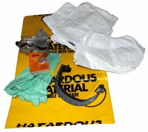 PPE Spill Pack