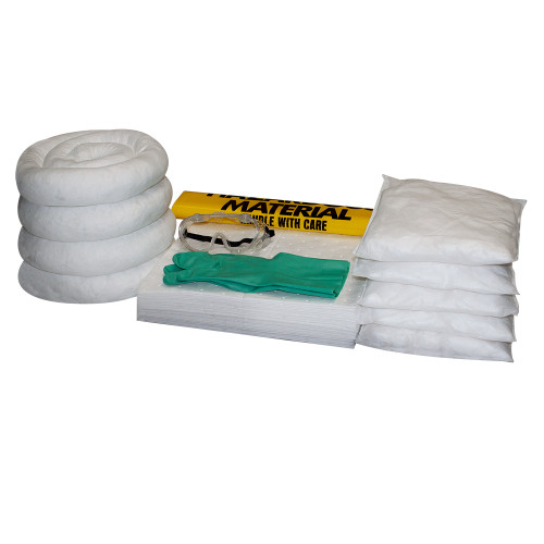 Wall-Mount Spill Locker Refill Kit - Oil Only