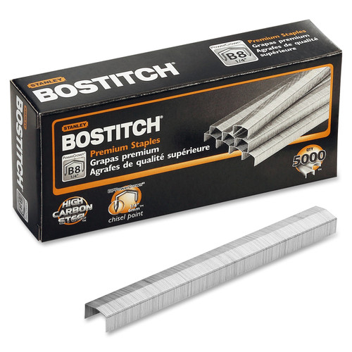 Bostitch B8  02245 Plier Staples STCR2115  6mm box 5000