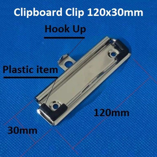 Ordering 1 = is a pack of 10 clips Bulk prices show above To get the discount please add to cart then change the quantity to the quantity you need then click the update button on the view cart page clips for clip boards can attach to masonite clipboards