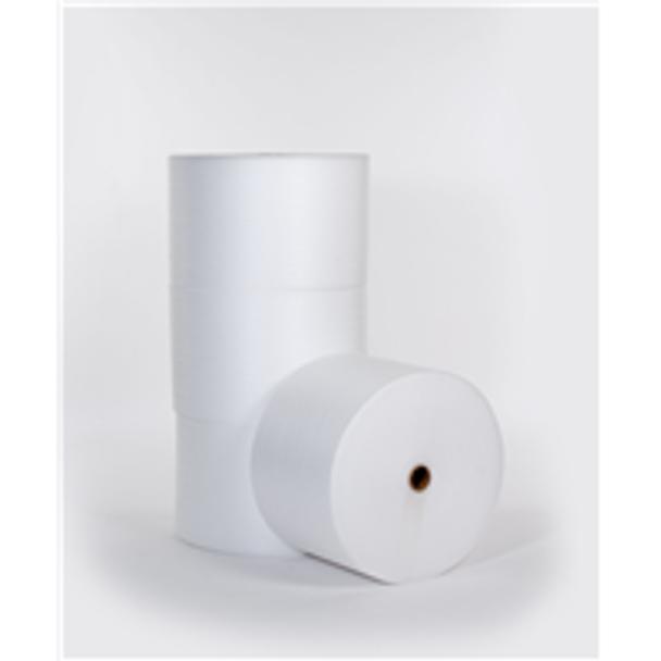 "1/8"" 72"" x 550` Slit 18"" Perfed 12"" Foam (4 rolls/bundle) Product Number: CFW18S18P"
