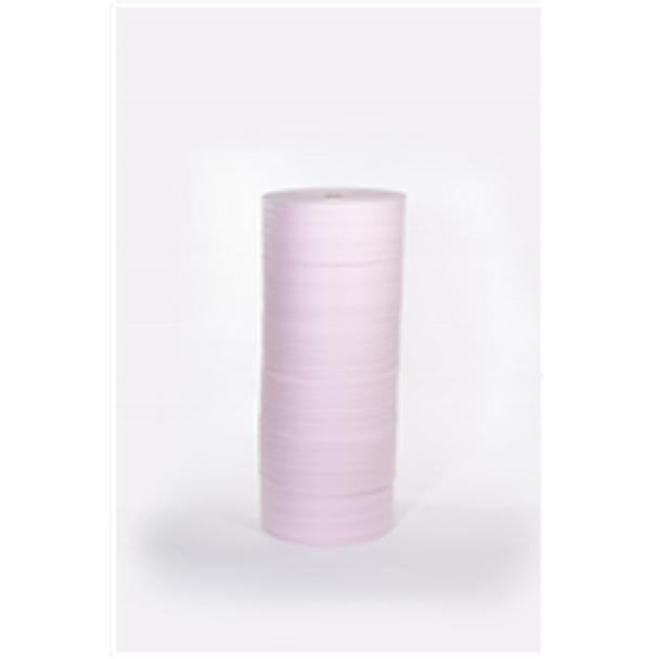 "1/8"" 72"" x 550` Anti-Static Slit 12"" Perfed 12"" Foam .........(6 rolls/bundle) Product Number: CFW18S12ASP"