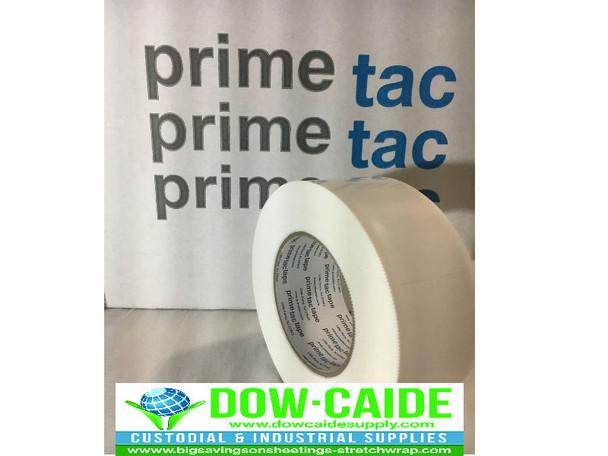Stucco / Polyethylene Tape  48.mmx55   24 rolls per case  Clear   PINKED EDGE