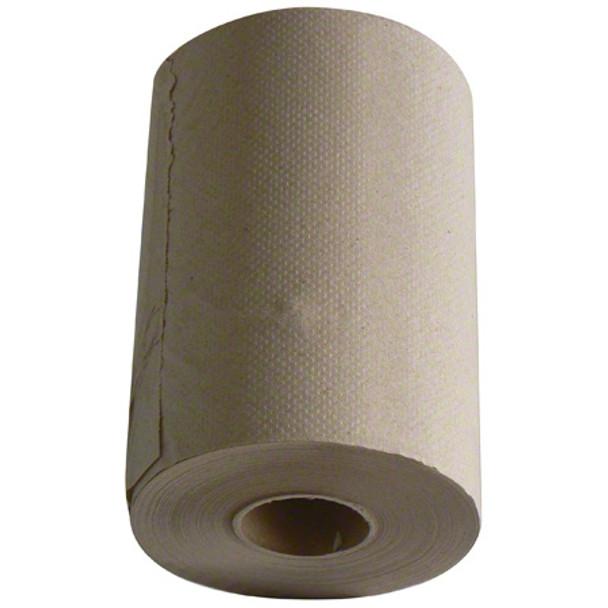 """Natural Hardwound Roll Towel - 8"""" x 800' Item # AWS-HWT800K 8"""" x 800', 6/cs"""