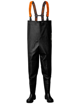 Ollyskins 2788 Premium Angling Chest Wader, Black