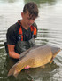 Harry Hollidge Youths Chest Waders Side Shot