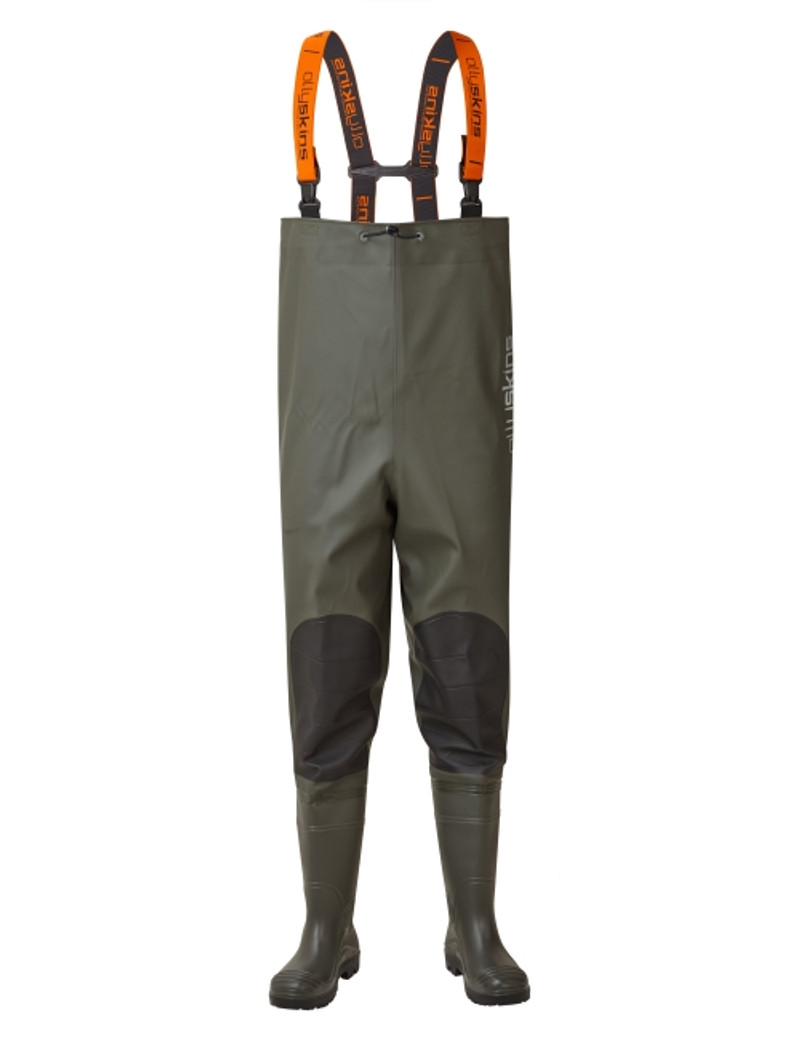 Ollyskins 2788-YOUTHS PVC Angling Chest Wader