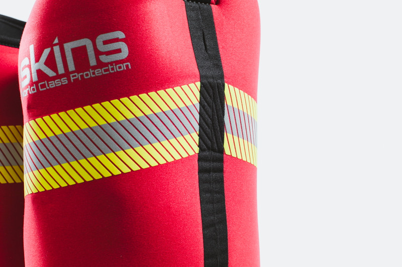Ollyskins 2926 RESCUE 5mm Neoprene S5 Safety Thigh Wader