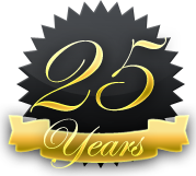 Serving the industry for 25 years