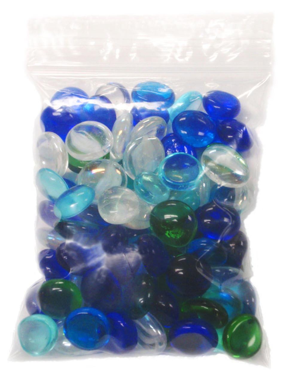 5x5 CLEAR 4MIL ZIP LOCK BAGS POLY PLASTIC RECLOSABLE SEAL MINI ZIPPER BAGGIES