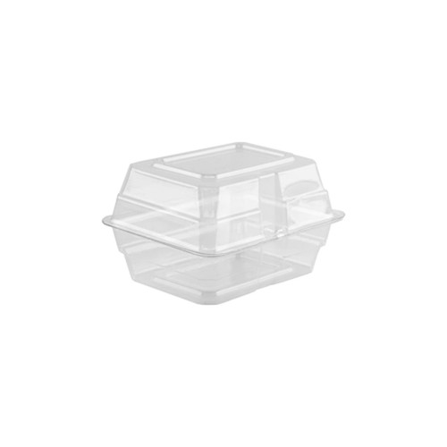 Clear Floral Corsage Box 5x4x3 (Small) 25pcs