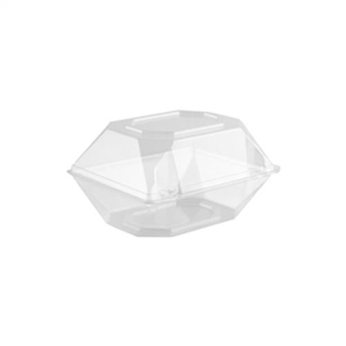 Clear Floral Corsage Box 6x5x4  25pcs