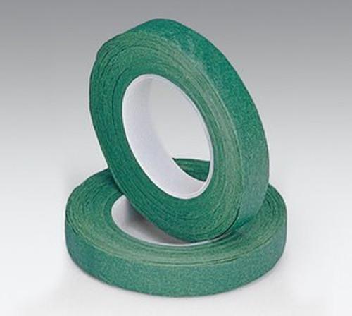 "Floral Stem Wrap Green - 1/2""w 90' 2pk Roll"