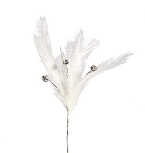 """Feathers """"White Dove"""""""