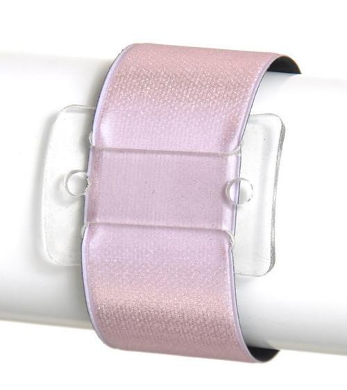 TCG Floral Dusty Pink Slaplet Wrist Corsage Bracelet 3pcs