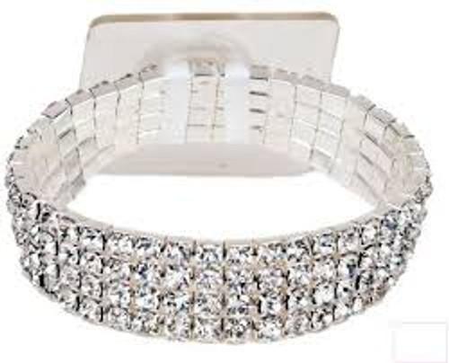Corsage Bracelet - Princess Collection - Crystal