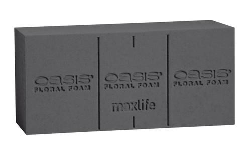 OASIS Midnight Floral Foam Standard Brick - 3 X 4 X 9 Twin Pack