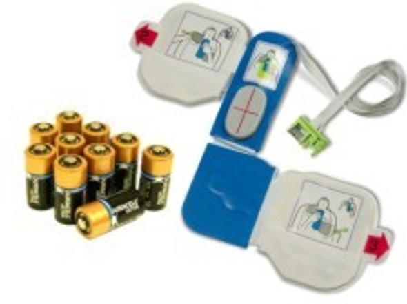 ZOLL Adult Padz and Battery Combo