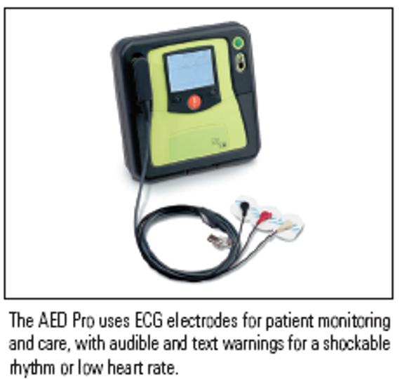 ZOLL AED Pro Semi-Auto/Manual