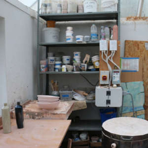 Studio Health and Safety for Potters