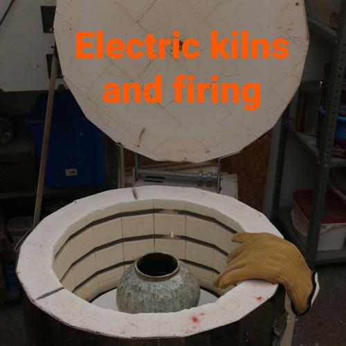 Electric Kilns and Firing