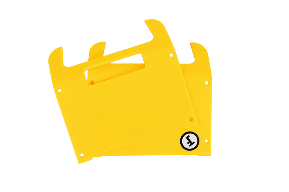Yellow - Hover Hooligans Pro Model