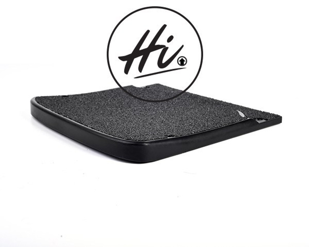 The Float Life Kush Hi Rear Footpad for Onewheel with Hi Logo