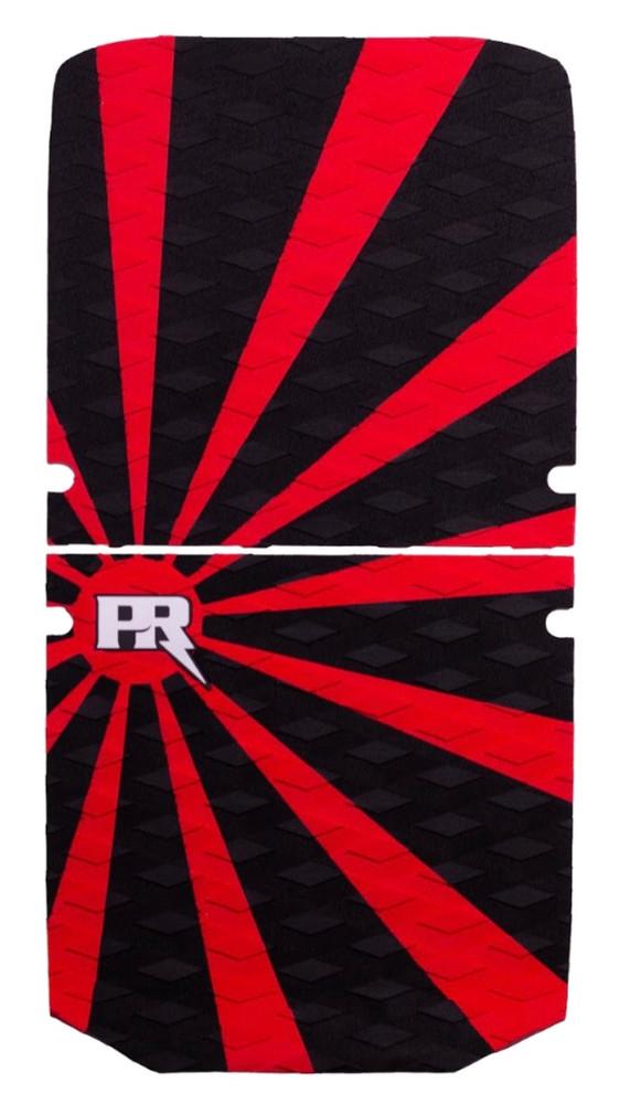 Rising Sun - Red/Black