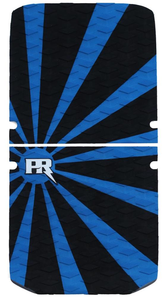 Rising Sun - Blue/Black