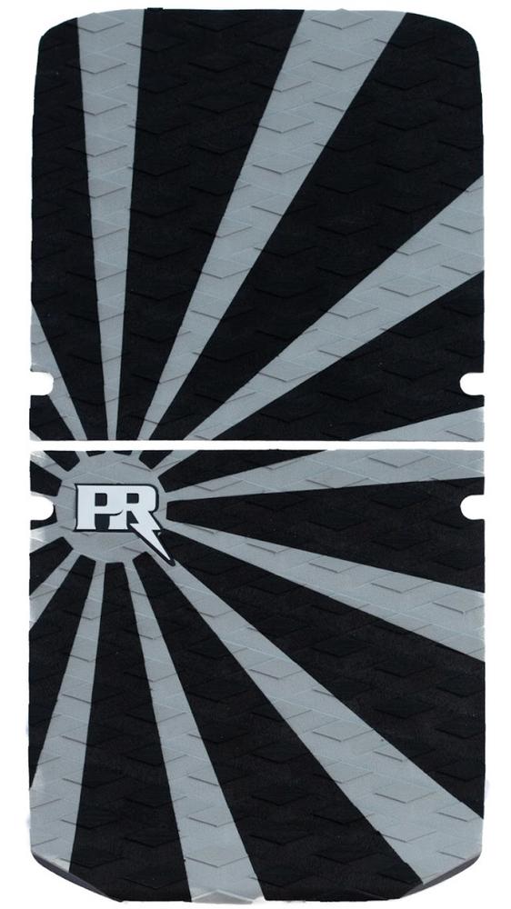 Rising Sun - Grey/Black