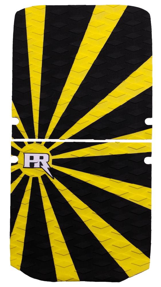 Rising Sun - Yellow/Black