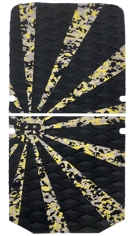 Rising Sun - Yellow Camo/Black