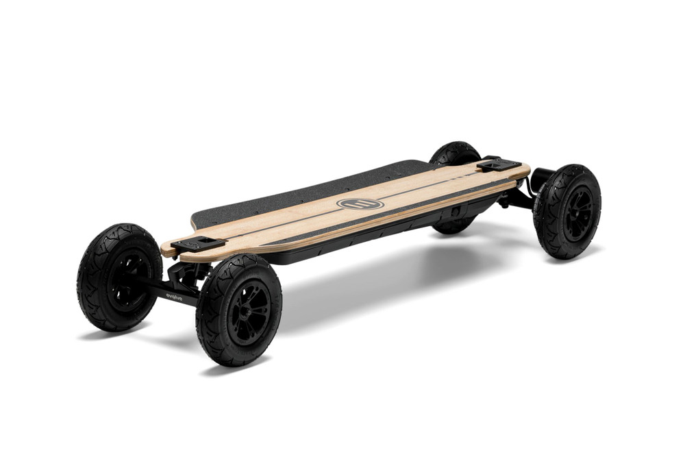 Evolve Bamboo GTR All Terrain Electric Skateboard