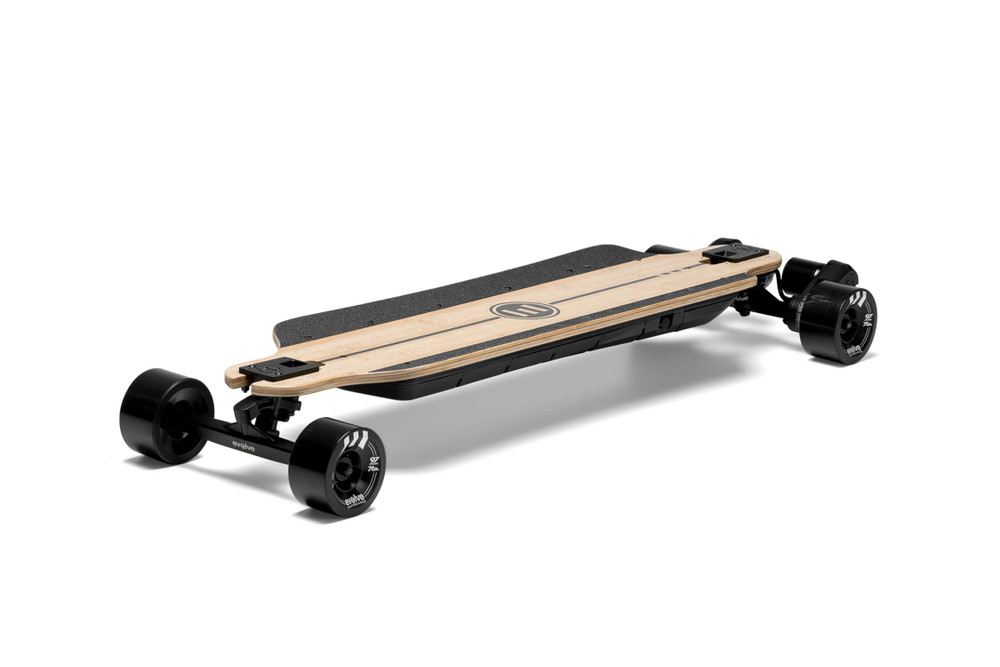 Evolve Bamboo GTR Street Electric Skateboard