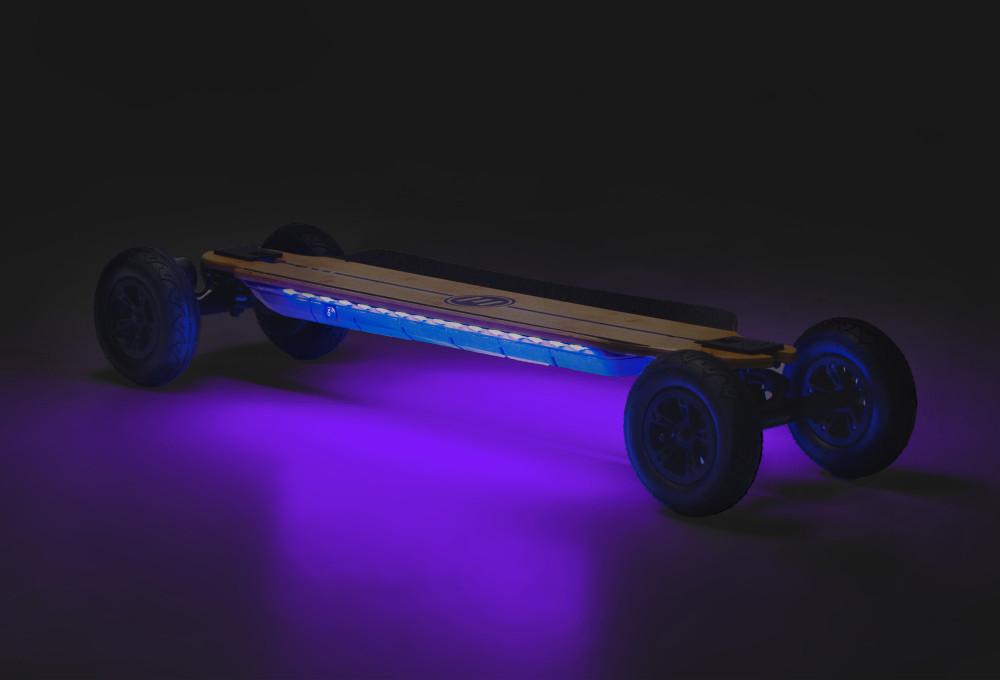 Evolve LED Lights for GTR Bamboo Display of Lights on Board