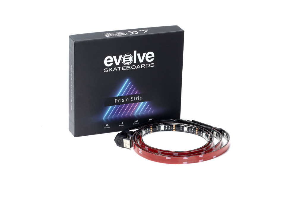 Evolve LED Lights for GTR Bamboo Lights with Packaging