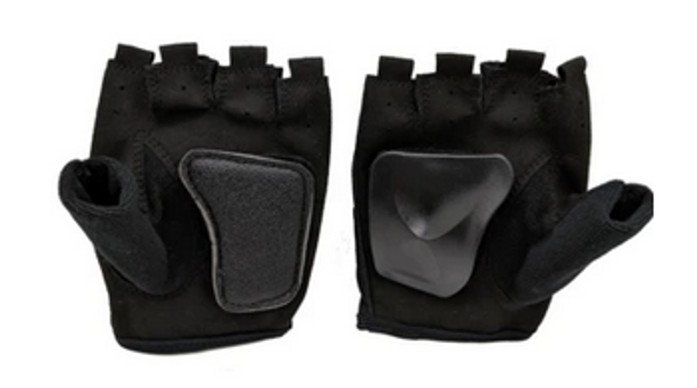 1Protect Gloves inside with hard pucks attached