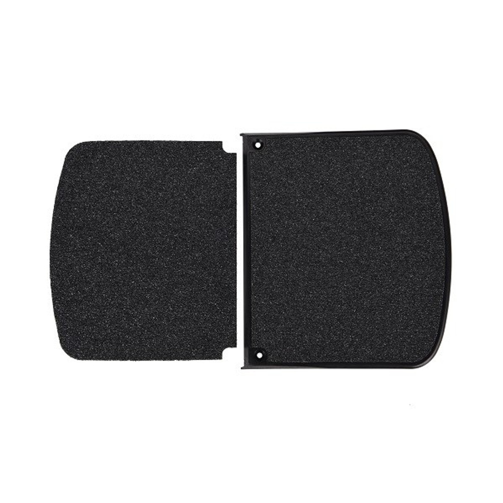 Kush Nug Hi Footpad for Onewheel Pint Top View with Front Grip Tape Replacement