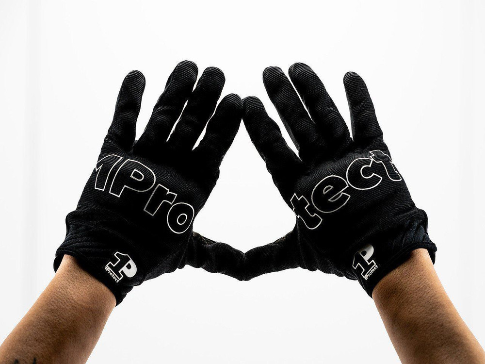 1Protect Full Finger Gloves Fingers Touch