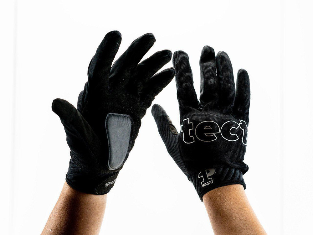 1Protect Full Finger Gloves Abstract