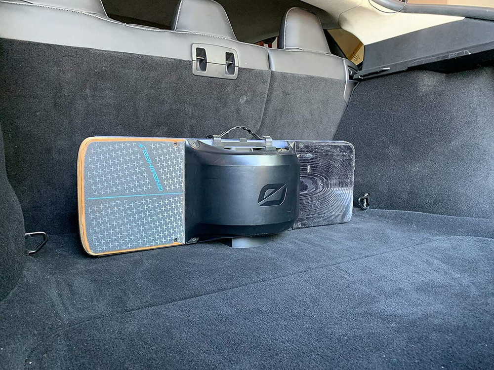 Onewheel Stand for Vehicle Trunk XR