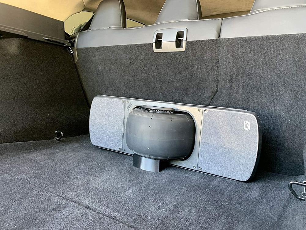 Onewheel Stand for Vehicle Trunk Pint