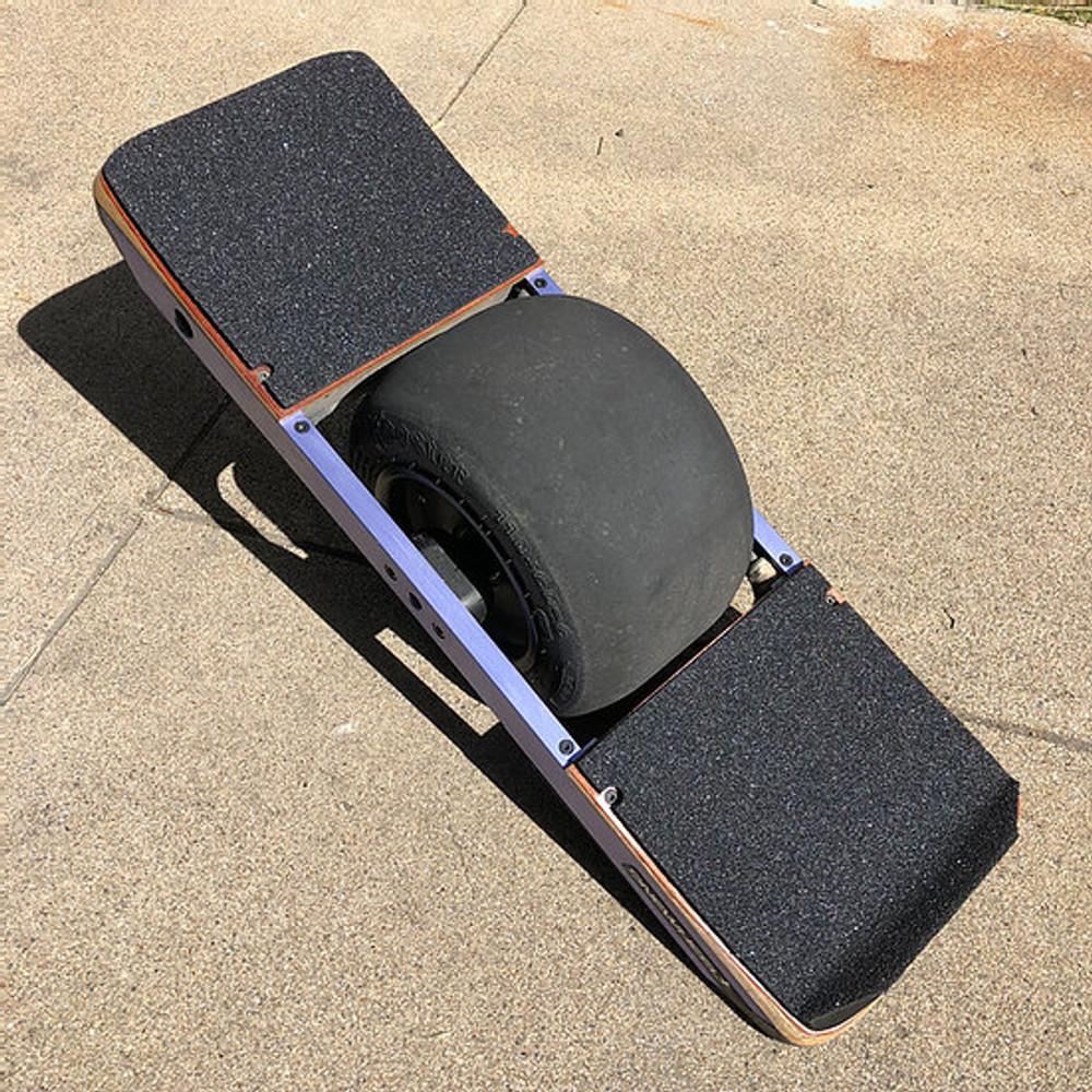 Darkside Front Grip Pad Set Full Board Left