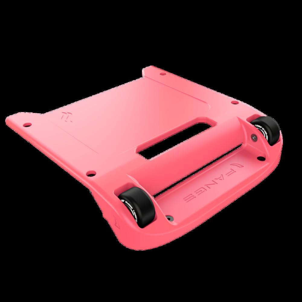 Pink Bumper / Black Wheels