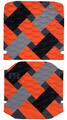 Weave - Orange