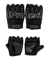 1Protect Gloves with one hard puck and one soft puck attached