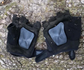 1Protect Gloves inside with hard pucks attached lifestyle