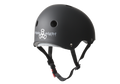 The Certified Triple 8 Sweatsaver Helmet Rear View